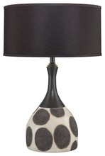 Minka-Lavery 10174-0 - 1 Lt Table Lamp
