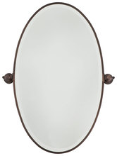 Minka-Lavery 1432-267 - Xl Oval Mirror - Beveled