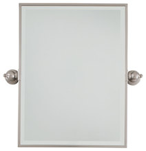 Minka-Lavery 1440-84 - Rectangle Mirror - Beveled