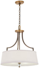 Minka-Lavery 4733-113 - 4 Light Pendant