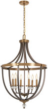 Minka-Lavery 4736-113 - 6 Light Pendant