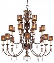 Minka Metropolitan N6069-194 - 22 Light Chandelier