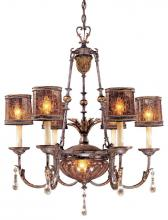 Minka Metropolitan N6076-194 - 8 Light Chandelier