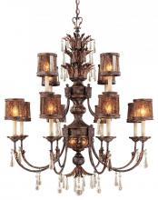Minka Metropolitan N6079-194 - 14 Light Chandelier