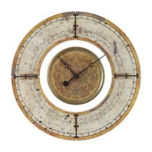 Uttermost 06453 - Uttermost Ezekiel Weathered Wall Clock