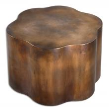 Uttermost 24445 - Uttermost Sameya Oxidized Copper Accent Table