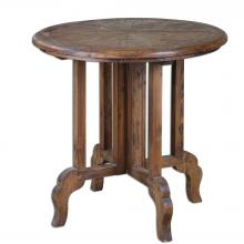 Uttermost 24372 - Uttermost Imber Round Accent Table